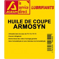 Solution micro-émulsion SYNTHECOUP 5L