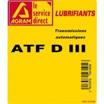 Huile ATF Dextron3 5L