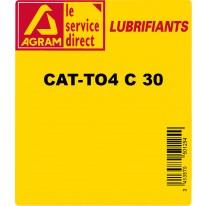 Huile transmission TRACTANS CAT SAE 30 - 5 L