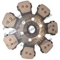 Disque d'embrayage Same Laser 130/150 14 ''M / D 7 Pad