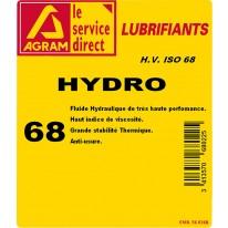 Huile hydraulique HYDRO HV 68 - 5L
