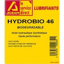 Huile hydraulique HV 46 BIO - 5 L
