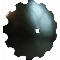 DISQUE CRENELE Ø 610X6 T.41 INPHINIUM