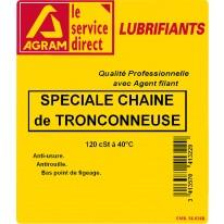 Huile tronçonneuse ISO 130 SP CHAINE 25L