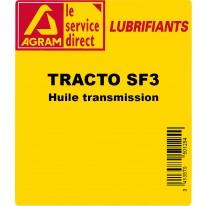 Huile transmission TRACTANS SF3 25L
