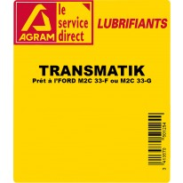Huile transmission automatique TRANSMATIK 25L