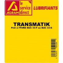 Huile transmission automatique TRANSMATIK 5 L