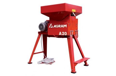 Aplatisseur à céréales de 200 à 3000 Kg/h