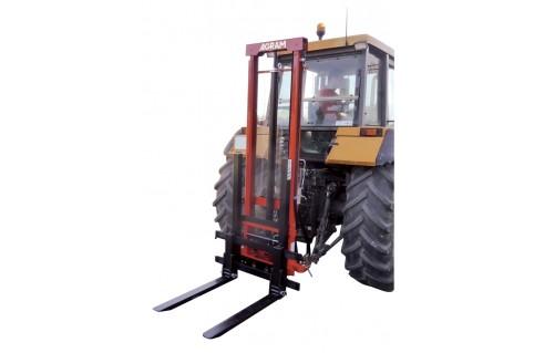 Élévateur Hydraulique sur 3 points tracteur
