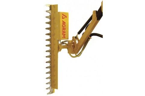 Secateur pour débroussailleuse (1,55 ou 2,25 m)