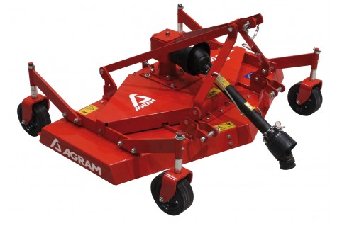 Tondeuses GYRO-GREEN 1,20m - 1,50 m - 1,80 m - 2,10 m pour micro-tracteur