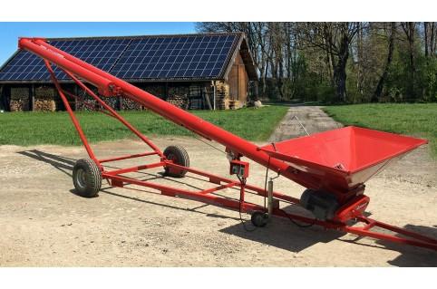 Vis à grains sur chariot ø 165 et 220 mm