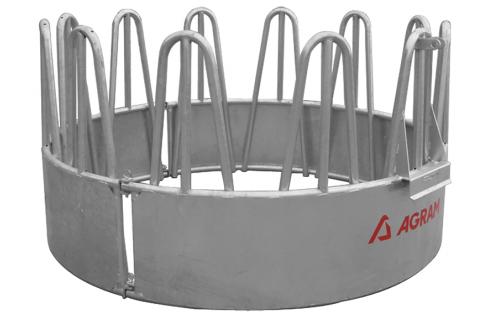 Ratelier / mangeoire galvanisés Galva Zinc Plus