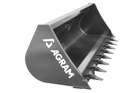 Godets de terrassement AGRAM gamme industrielle