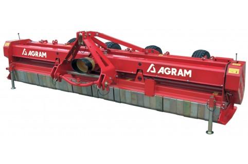 """Broyeur AGRAM TSR """"TITAN"""" de 3,20 m à 6,00 m"""