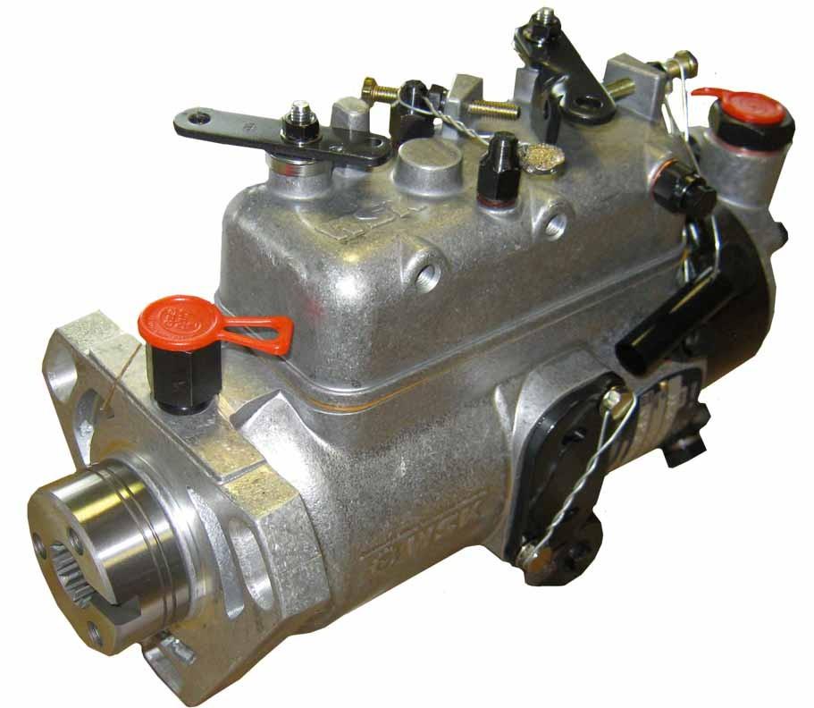 pompe d 39 injection mf 390t 398 3065 3070