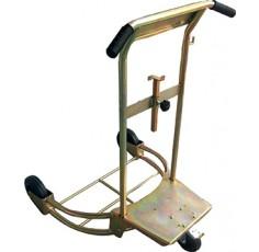 Chariot pour fûts de 180 à 220 kg