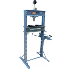 Presse d'atelier 20 T hydraulique manuelle