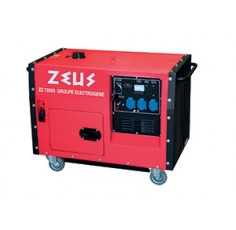 GROUPE ELECTROGENE ZEUS 7200 S SILENCIEUX 6000W