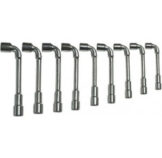 9 CLES PIPES 6 6 CV DEBOUCH.8a19MM