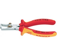 PINCE A DENUDER CHROMEE 160MM ISOLEE 1000V KNIPEX