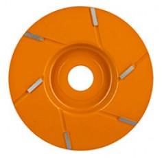 Disque de parage P6 125 mm
