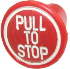 Bouton d'arret rouge (vendu à l'unité)