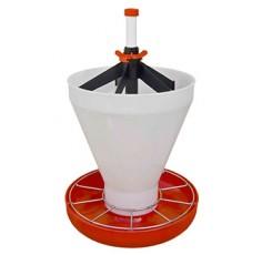 Mangeoire porcelets Maxi Hopper Pan (non montée)