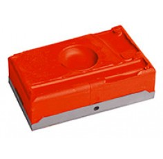 Bloc marqueur rouge bélier