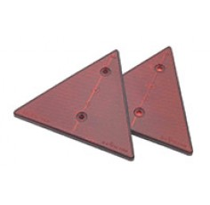 Triangles réflectorisants  155x135mm DIN