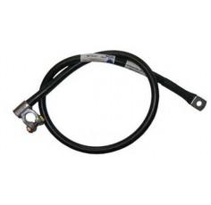 Câble de batterie négatif 900mm 50mm - Noir