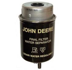Filtre à carburant John Deere 6000 6010 6020 Seconde