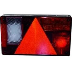 FEU ARR DROIT 6 FONCT 240X140X52mm (BOX)