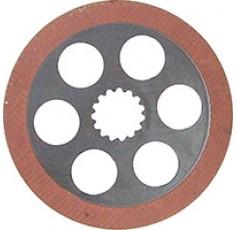 Disque de frein 227 x 2,8mm CASE IH 684