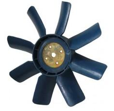 Pale de ventilateurFord/New Holland 200 300 3600 500 Plastique 8 lames