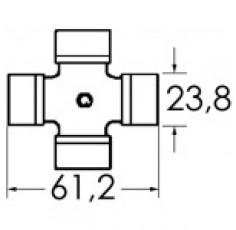 CROISILLON 24X61 C03 TCM