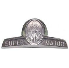 Badge  avant Super Major