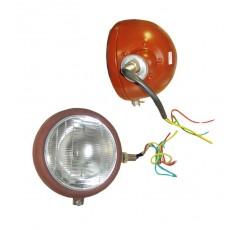 Tête de lampe Fordson Major Droite Type d'origine
