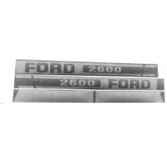 Kit Autocollant Ford NH 2600