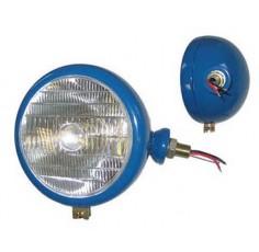 Lampe Blue Head Droite BPF Tracteur logo 45/40W