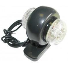 Caoutchouc Lampe laterale LED Petit