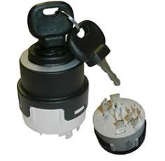 Contacteur d'allumage Type alternateur allumage et démarrage 14mm CASE IH
