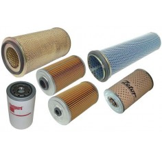 Kit de filtre Zetor 9540