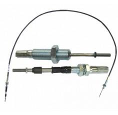 Câble chargeur Quicke extrémités filetées 2.0mtr
