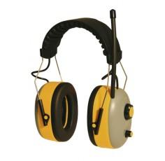 Casque de protection avec radio stéréo