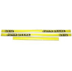 Decal Kit John Deere 6410