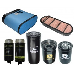 Kit de filtre John Deere 6 cylindres / 20 Premium de