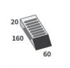 BEC A SOUDER 160 x 60 x 20 RECHARGÉ