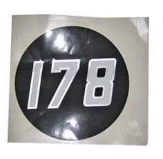 Autocollant 178