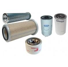 Kit Filtre Hyd court  MF 3075